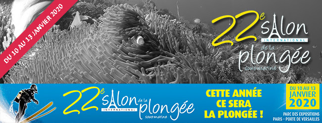 Newsletter Salon de la Plongée
